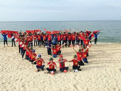 160 đoàn viên thanh niên Hương Trà  tham gia trại huấn luyện Nguyễn Khánh Toàn lần thứ IV– năm 2017