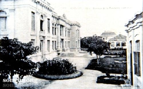 Kiến trúc 'Khu phố Tây ở Huế' thời Pháp thuộc