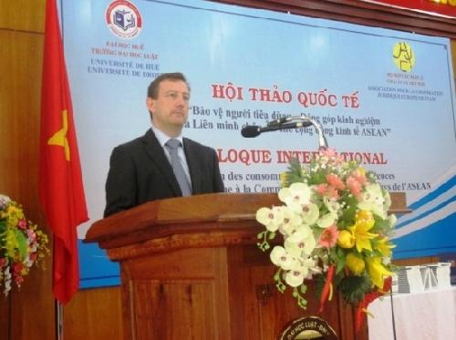 Hội thảo quốc tế: Bảo vệ người tiêu dùng – Đóng góp kinh nghiệm của Liên minh châu Âu cho cộng đồng kinh tế ASEAN