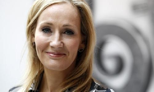 JK Rowling trở lại vị trí tác giả giàu nhất thế giới năm 2017