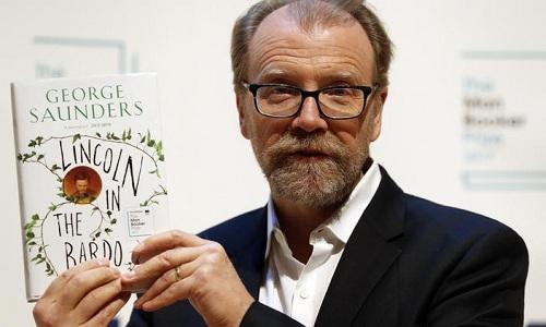 George Saunders đoạt giải Man Booker với sách về 'thế giới bên kia'