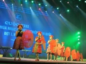 Liên hoan Ca múa nhạc toàn quốc 2018
