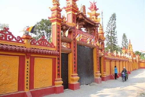 Trùng tu, tôn tạo xây dựng chùa Khúc Thủy: Đâu rồi chùa cổ ngàn năm?