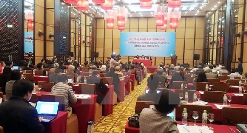 Bàn về các xu hướng vận động của văn học-nghệ thuật Việt Nam