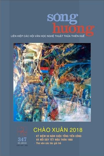 Đón đọc Sông Hương số 347 tháng 01/2018
