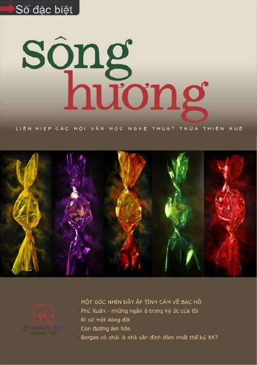 Đón đọc Sông Hương Đặc Biệt - Số 27 - tháng 12 – 2017