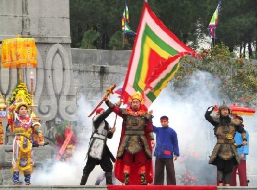Kỷ niệm 229 năm Nguyễn Huệ lên ngôi Hoàng đế tại Phú Xuân