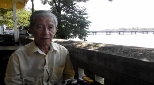 Nhà thơ Nguyễn Miên Thảo lâm bệnh nặng