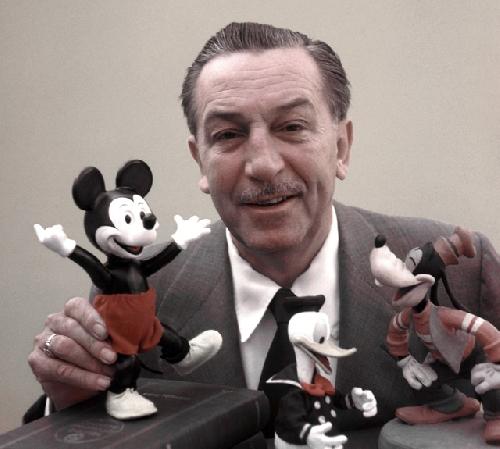 7 bài học cuộc đời từ huyền thoại hoạt hình Walt Disney