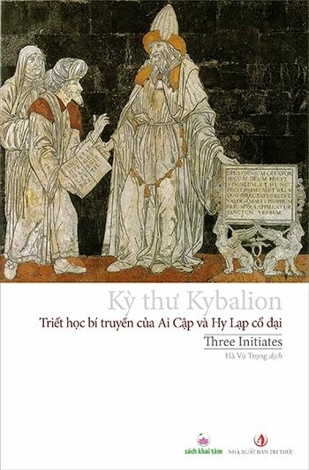 Phát hành cuốn kinh dịch của Ai Cập và Hy Lạp cổ đại