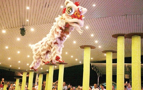 Phong phú hoạt động văn hóa nghệ thuật dịp tết