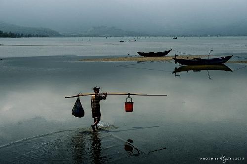 Bảo vệ nguồn nước sạch là bảo vệ cuộc sống của chính chúng ta