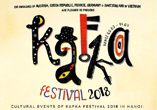 Festival Kafka lần đầu tiên diễn ra tại Hà Nội