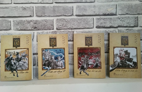 Tiểu thuyết về kháng chiến chống quân Nguyên Mông ra mắt