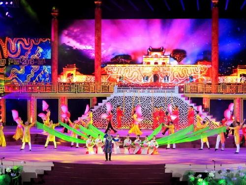 Gần 1,9 triệu lượt khách đến Thừa Thiên Huế trong 4 tháng đầu năm 2018