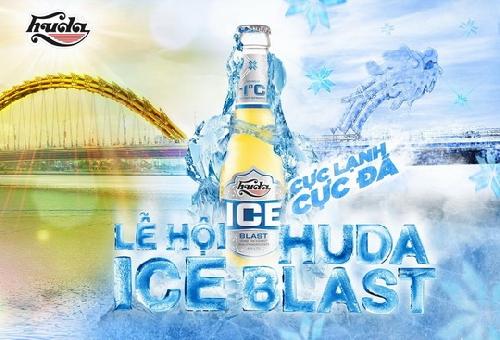 Carlsberg Việt Nam chính thức cho ra mắt sản phẩm bia mới mang tên Huda Ice Blast