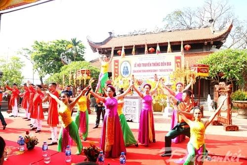 Dâng hương tưởng niệm Đại danh y - Thiền sư Tuệ Tĩnh