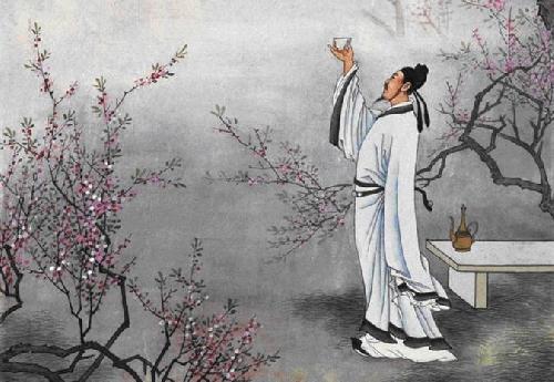 Biên luận về trà với thơ