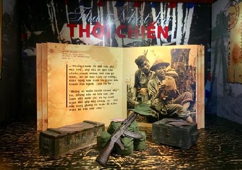Sức mạnh nhiệm màu của những lá thư thời chiến