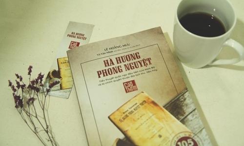 Tái bản tiểu thuyết 'Hà Hương phong nguyệt'