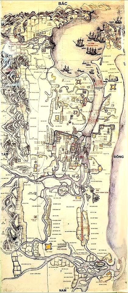 Tọa đàm về bản di chúc của vua Tự Đức và về một tấm bản đồ của quân đội triều Nguyễn.