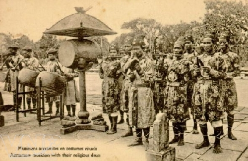Về bản quốc ca triều Nguyễn