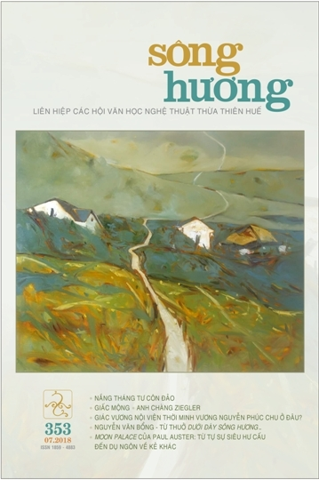 Đón đọc Sông Hương số 353 - tháng 07/2018