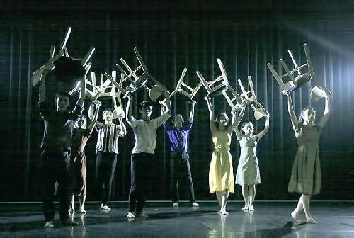 Vở múa đương đại Cafe Sài Gòn: Dấu ấn từ sự sáng tạo
