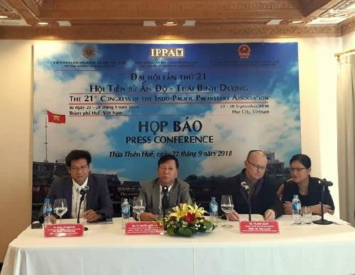 Họp báo Đại hội lần thứ 21 của IPPA
