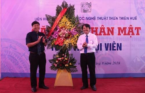 Kỷ niệm 73 năm thành lập Liên hiệp các Hội Văn học nghệ thuật tỉnh Thừa Thiên Huế