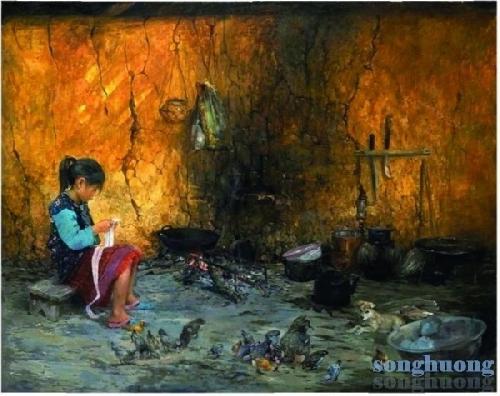 Trẻ em - Hình tượng vô tận của nghệ thuật