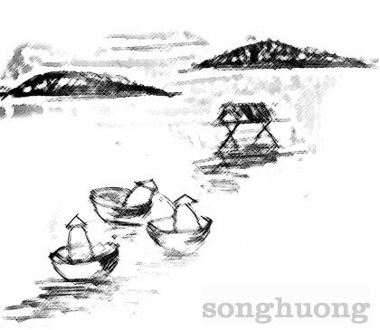 Trang thơ Lăng Cô