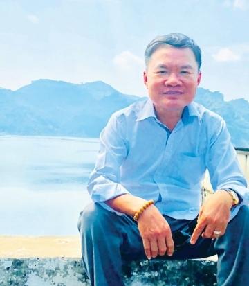 Nhà văn Bùi Anh Tấn: Lịch sử như một mỏ vàng khổng lồ cho văn chương