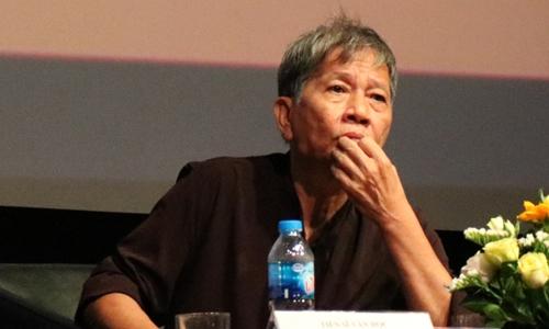 Nguyễn Huy Thiệp ra mắt sách lấy cảm hứng từ con trai