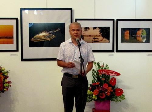 """Triển lãm ảnh """"Xứ mộng mơ"""" của nghệ sĩ nhiếp ảnh Lê Huy Hoàng Hải"""