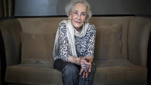 Nhà thơ Uruguay Ida Vitale thắng giải văn học Cervantes 2018