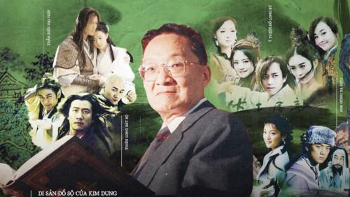 """""""Chưởng"""" Kim Dung với tuổi thơ tôi"""