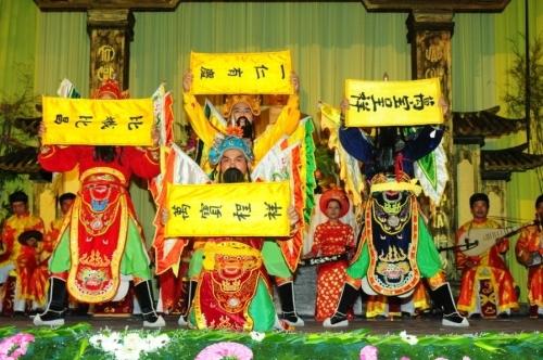 Đặc điểm ca từ trong nghệ thuật múa cung đình Huế