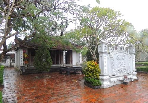 Tổ chức kỷ niệm 240 năm Ngày sinh, tưởng niệm 160 năm Ngày mất Danh nhân văn hóa Nguyễn Công Trứ
