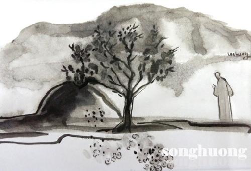 Chùm thơ Lữ Thị Mai