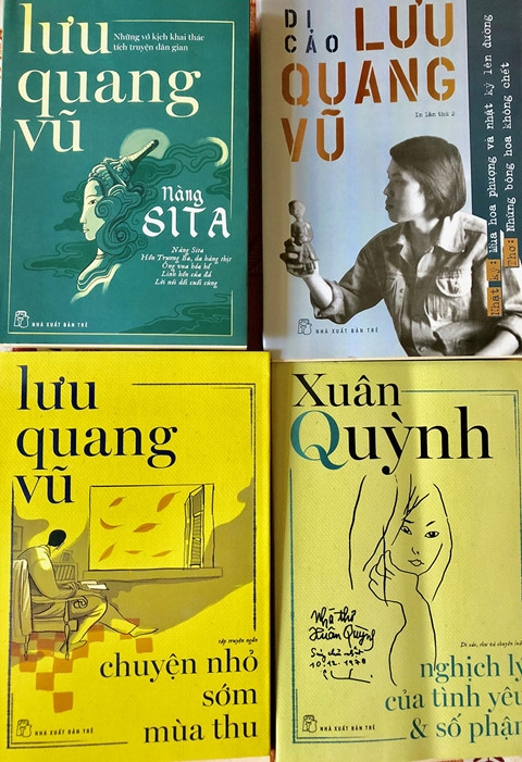 Lưu Quang Vũ - những lựa chọn nghệ thuật