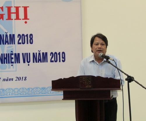 Hội Nhà văn Thừa Thiên Huế đã tổ chức lễ tổng kết hoạt động năm 2018