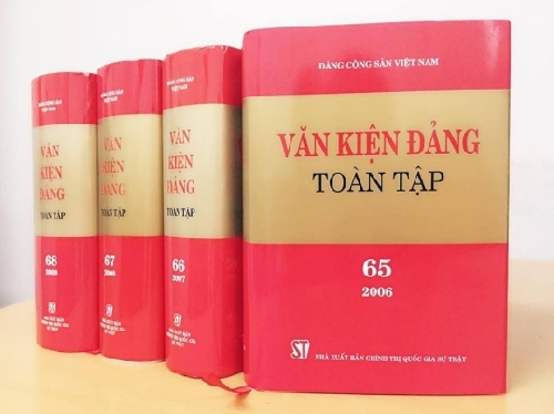 Xuất bản nhiều ấn phẩm về chủ trương, đường lối của Đảng và Nhà nước