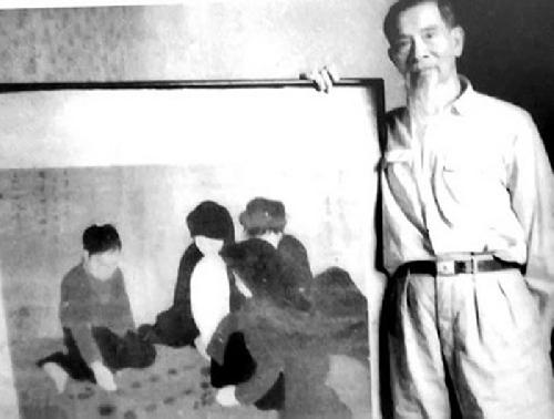 Cuộc trở về cố hương đầy ấn tượng của tranh Việt