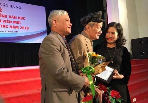 Giải thưởng Hội Nhà văn Hà Nội 2018 để ngỏ nhiều hạng mục