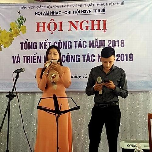 Hội Âm nhạc tổng kết hoạt động năm 2018