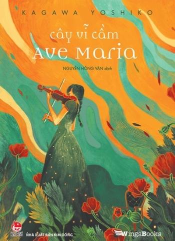 'Cây vĩ cầm Ave Maria' - tiểu thuyết về cô bé thoát chết trong Thế chiến