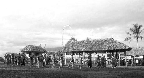 Lễ hội truyền thống trong đời sống đồng bào Tà Ôi
