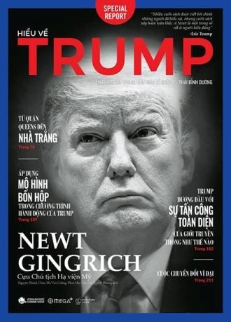 Sách khắc họa phong cách lãnh đạo của Donald Trump