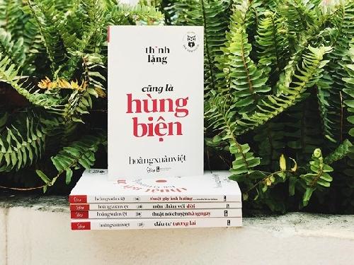 """Tái ngộ dòng sách """"Học làm người"""" của học giả Hoàng Xuân Việt"""